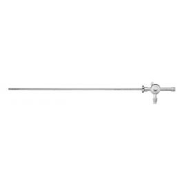 Set de irrigación-aspiración laparoscópica con Válvula deslizante