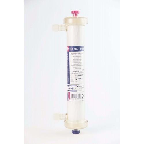Filtros para Dialisis de bajo flujo Dialife - Dializador
